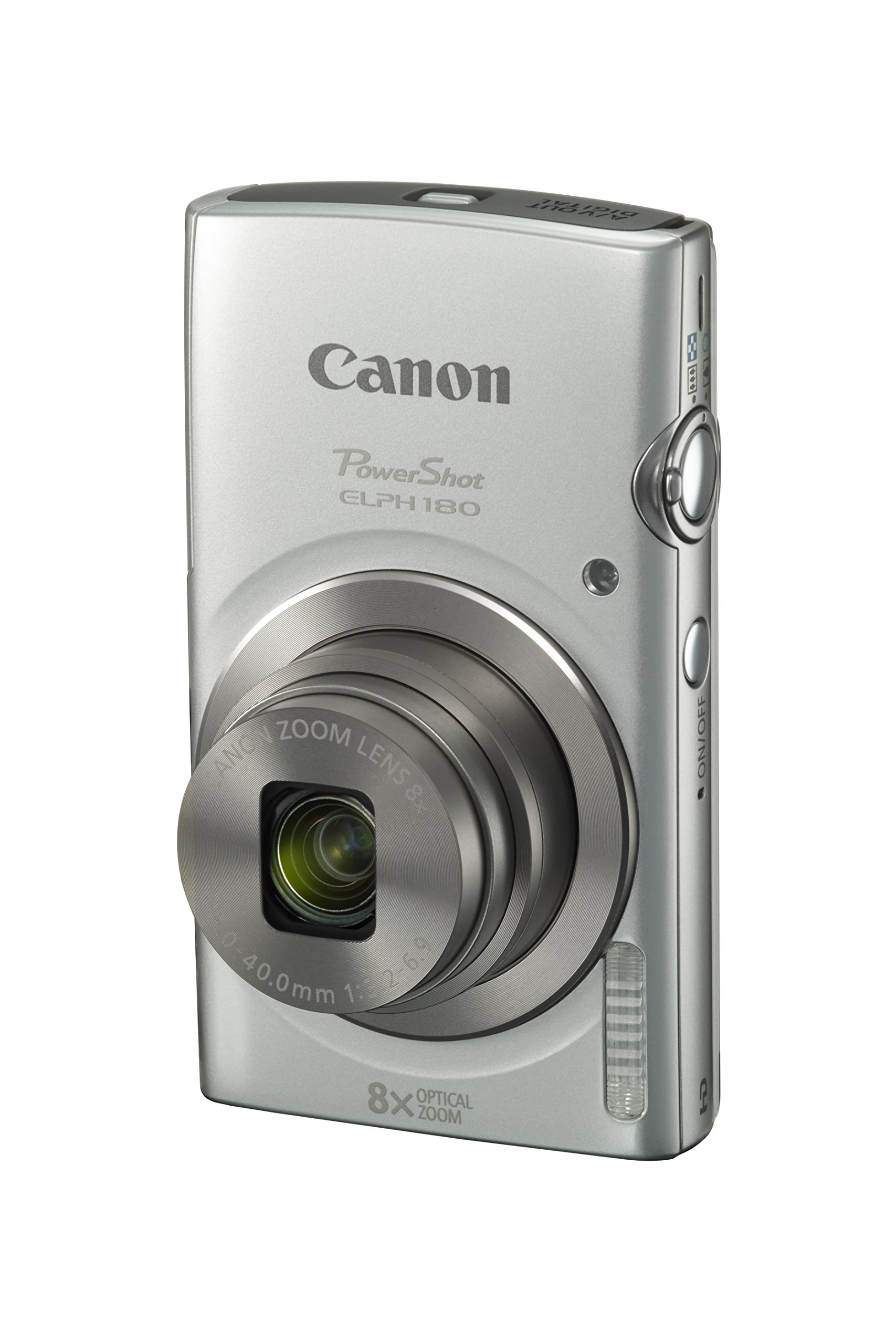 Canon PowerShot Digital Camera Stabilization