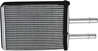 Heater Core Compatible with MAZDA PROTEGE 1999-2003 Aluminum 7-1/8 x 6-5/16 x 1 in. Core Size 5/8 Inlet Size