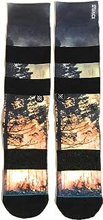 Men's Dwyane Wade Collection Arizona Socks L/XL (9-13)