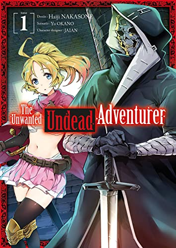 The Unwanted Undead Aventurer 1
