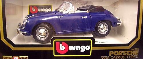 Bburago 3051 - Porsche 356 B Cabriolet