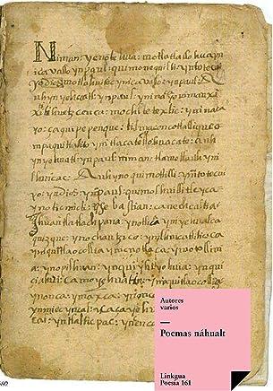 Poemas náhualt (Poesía nº 161) (Spanish Edition)