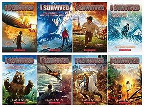 I Survived Set (8 Books): Book #13 - Books #20