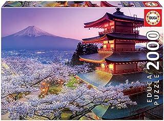 Educa Borrás - Puzzle Mont Fuji, Japón  2000 piezas (16775.0)