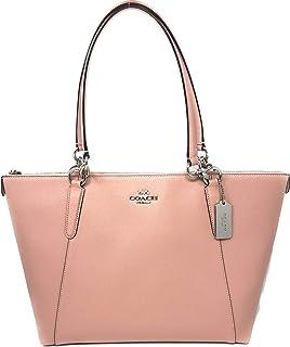 b610217999a Coach AVA Leather Shopper Tote Bag Handbag