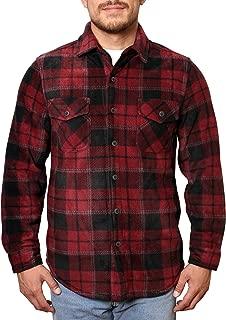 Fleece Super Plush Shirt Jacket