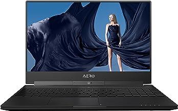 GIGABYTE Aero 15X v8-BK4 15in Ultra Slim Gaming Laptop 144Hz IPS Anti-Glare FHD Display, i7-8750H, GeForce GTX 1070, 16G R...