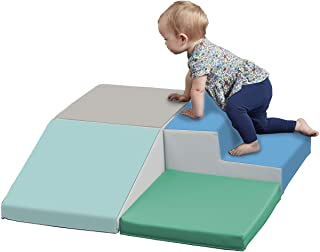 ECR4Kids SoftZone Junior Little Me Foam Corner Climber - Indoor Active Play Structure for Babies and Toddlers - Soft Foam ...