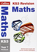KS3 Maths Year 7: Workbook (Collins KS3 Revision and Practice - New 2014 Curriculum) by Collins KS3 (20-Jun-2014) Paperback
