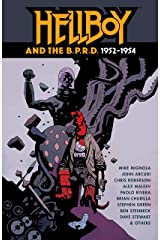 Hellboy and the B.P.R.D.: 1952-1954 Kindle Edition