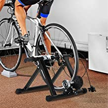 FDW Bike Trainer Stand Bicycle Trainers Road Bike Trainer for Indoor Riding Magnetic Bike..