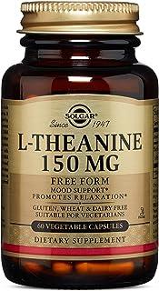 Solgar L-Teanina 150 mg - 60 Cápsulas vegetales