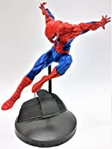 Prodigy Toys Amazing Flying Spiderman Action Figure with Web Shooter / Spider-Man into The Spiderverse Action Figure (Comes with a Stand)