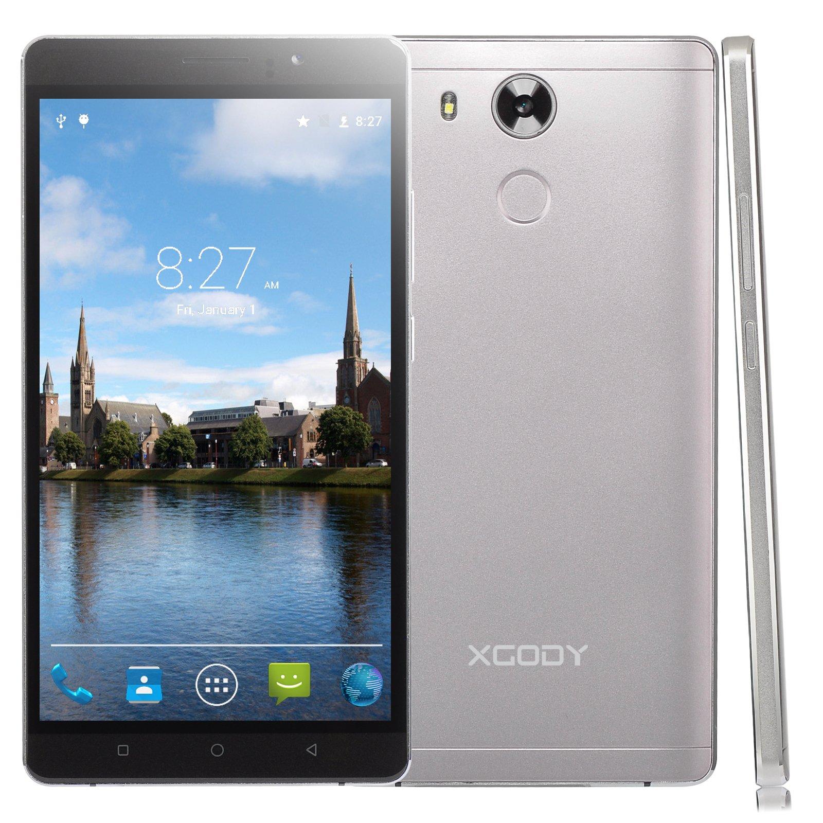 Xgody Y10 Plus - Smartphone, pantalla de 6