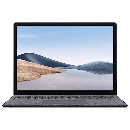 Microsoft Surface Laptop 4 AMD Ryzen™ 5 4680U 13.5 inch Touchscreen Laptop (8GB/256GB SSD/Windows 10 Home /AMD Radeon™ Graphics/Platinum/1.265 kg, 25% Off on Microsoft 365)