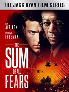 The Sum of All Fears (4K UHD)