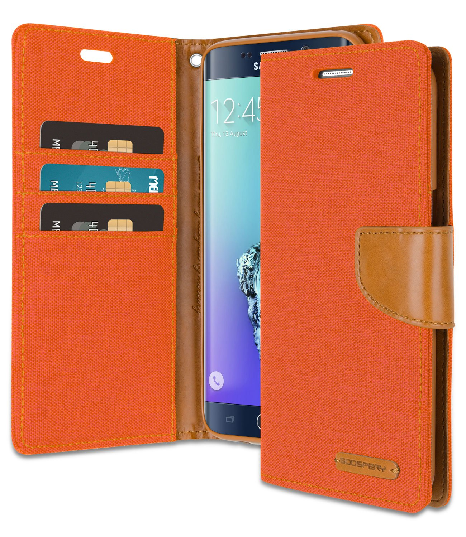 samsung galaxy s6 edge orange cases amazon com