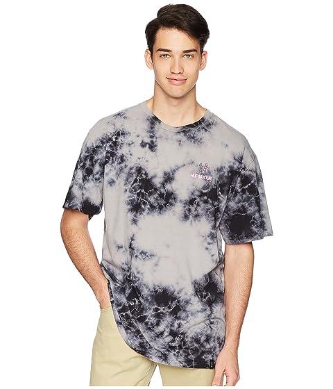 con de negro lavado cristal Camiseta HUF Owsley wq4CCZ