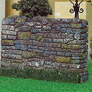 Cute Fairy Garden Miniature Stone Wall (Fairy Garden Accessory) 4.5