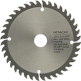 HiKOKI(ハイコーキ) 旧日立工機 チップソー 木材用 径125mm 40枚刃 集じん丸のこ用 0040-2525