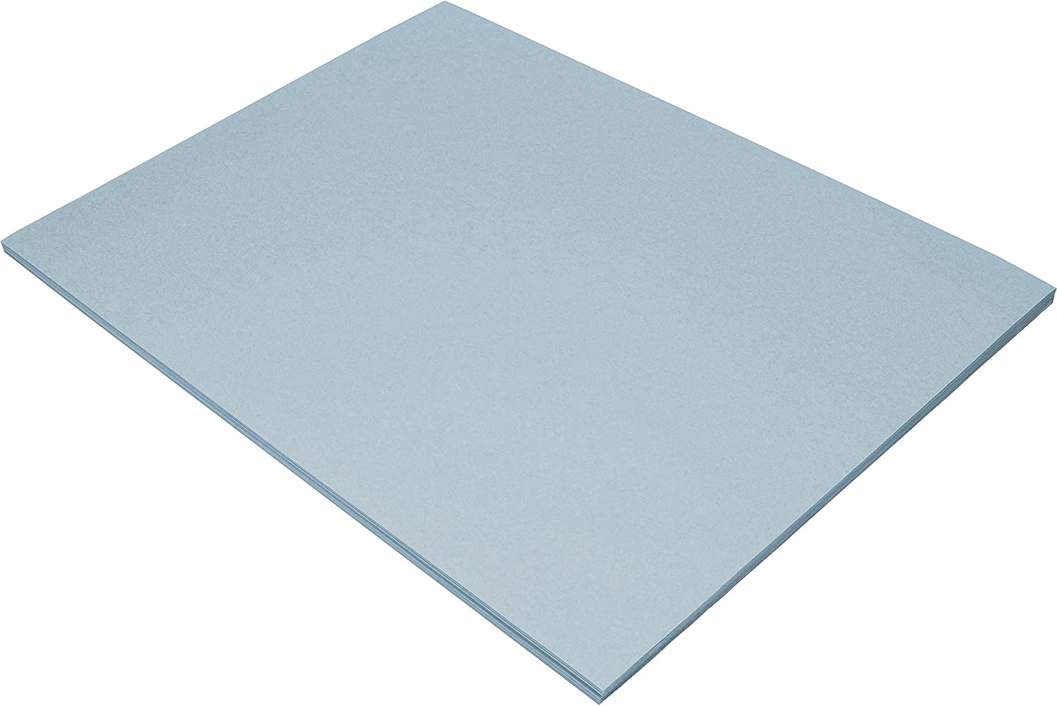 Riverside Construction Paper, 18 X24 , Light bluee, 50 Sheets