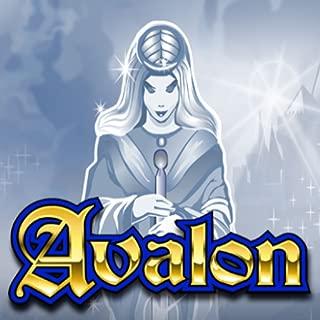 Casino Slot Machine AVALON - Discover the magical Excalibur sword Avalon.