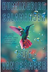 Hummingbird Salamander: A Novel Kindle Edition