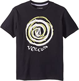 Volcom Kids Comes Around Short Sleeve Tee (Big Kids)