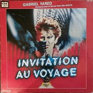 Invitation au Voyage, Musiques pour le film de Peter Del Monte, French Import, 1982, Vinly LP