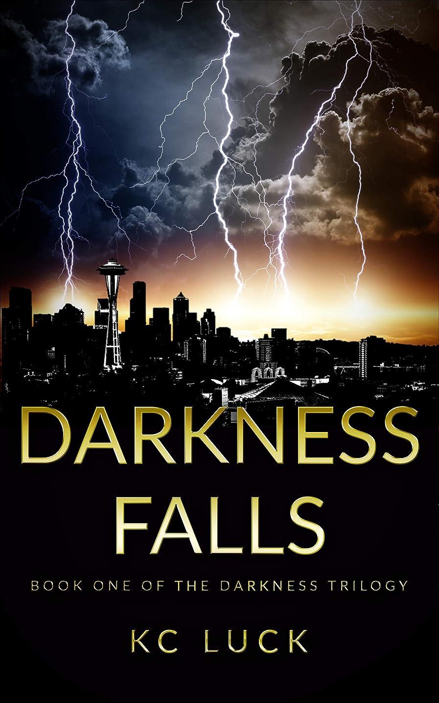 一回通行料金ルームDarkness Falls (The Darkness Trilogy Book 1) (English Edition)