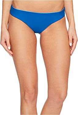 Red Carter - Splice & Dice Reversible Hipster Bikini Bottom