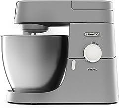 Kenwood Chef XL Stand Mixer 6.7L, Kitchen Machine, KVL4100S, Silver