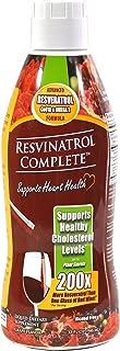 Sponsored Ad - Resvinatrol Complete- 32 oz. Liquid Resveratrol Supplement- Promotes Healthy Aging, Heart Health & Energy L...