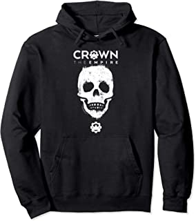 crown the empire pullover