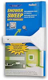 Ettore 14100 Shower Sweep, Bath Squeegee