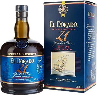El Dorado 21 Jahre Rum 1 x 0.7 l