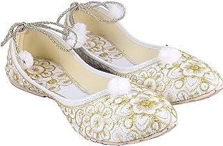 Padmaja Jutis and Mojaris Sandal for Women's and Girl's