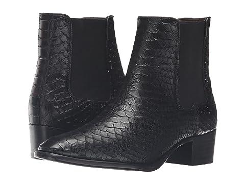 Womens Boots frye black suede dara chelsea oiled he3x68d0