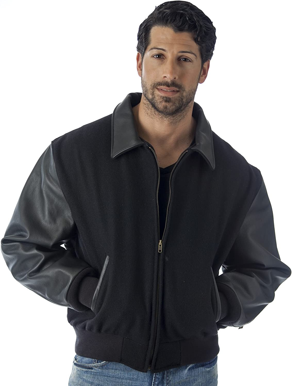 REED Men's Executive Varsity Jacket  Made in USA