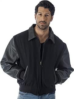 REED Men's Executive Varsity Jacket - Made in USA
