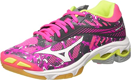reputable site 3e757 1c6bb Mizuno Wave Lightning Z4 Wos, Chaussures de Volleyball Femme