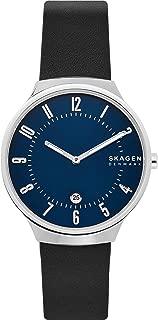 [スカーゲン] 腕時計 GRENEN SKW6548 メンズ 正規輸入品 ブラック