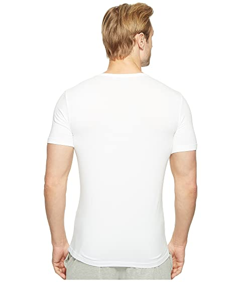 BOSS Hugo Boss T-Shirt Round Neck 2-Pack CO/EL 10194356 01 White Cheap Sale Purchase Deals For Sale Discount 2018 g96iHkFFWP