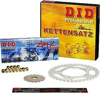 Endlos DID Kettensatz Stealth Kawasaki ZX-12R 1200 G/&G Bj.2006 18-46-116 DID530ZVM-X ZXT20A