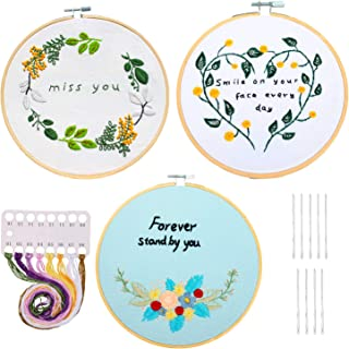 Best hand embroidery letter templates Reviews
