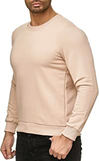 Redbridge Basic Plain Line Men's Sweatshirt Cotton