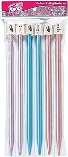 Silvalume 11193 Knitting Needles, Straight, 10-Inch