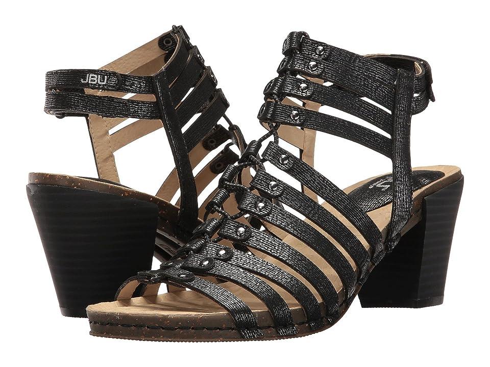 JBU Sugar Encore (Black) High Heels