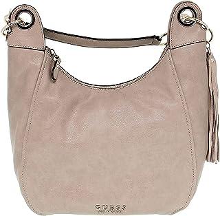 Luxury Fashion | Guess Womens GUESS94020 Brown Shoulder Bag | Season Permanent