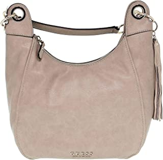 Luxury Fashion | Guess Womens GUESS94020 Brown Shoulder Bag | Season Permanent